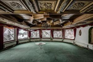 Abandoned hotels